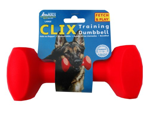 The-Company-Of-Animals-Clix-Dumbbell-Large