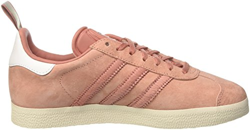 Gazelle Rose Femme raw Pink silver raw Basses Adidas Baskets Metallic wgZqOSS