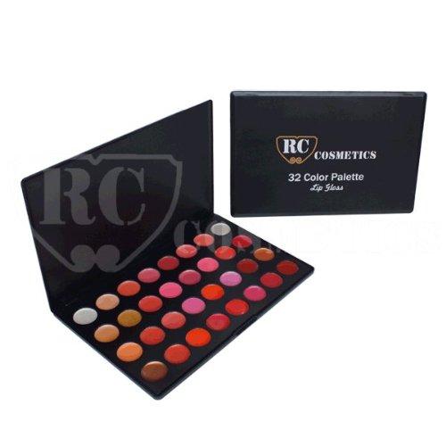 Royaux cosmétiques Pro 32 Couleur Lip Gloss Palette