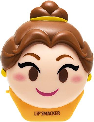 Lip Smacker Disney Emoji Lip Balm, Belle, Last Rose Petal