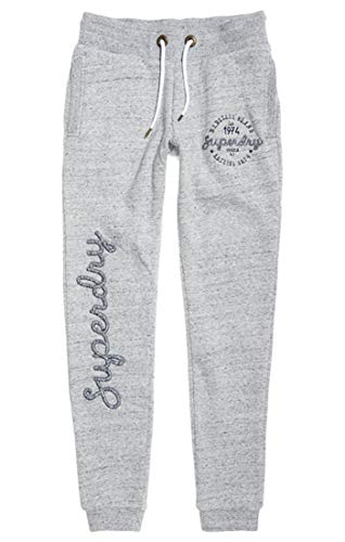 Pantalones Deportivos Wo5 Superdry Grey Mujer Para Gris slate Marl aAwxdqpwS