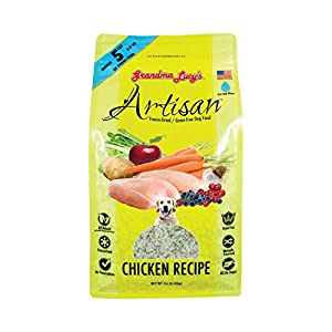 Grandma Lucy's Artisan Dog Food, Grain Free and Freeze-Dried