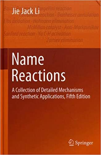 A Collection of Detailed Mechanisms and Synthetic Applications