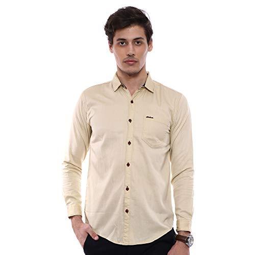 Citykart Men Solid Casual Shirt