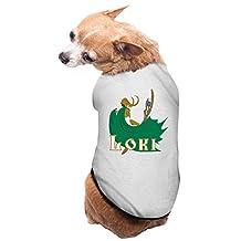 Pets Mischief Loki I Do What I Want T-shirt Gray