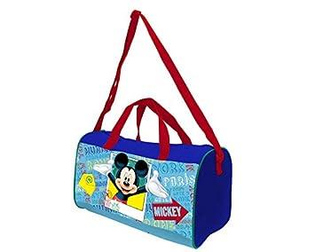 Atosa-33169 Disney Bolsa de Deporte Niño Color Celeste 38x20 ...