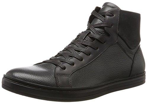 Kenneth Cole Herren Design 10258 Hohe Sneaker Grau (Dark Grey)