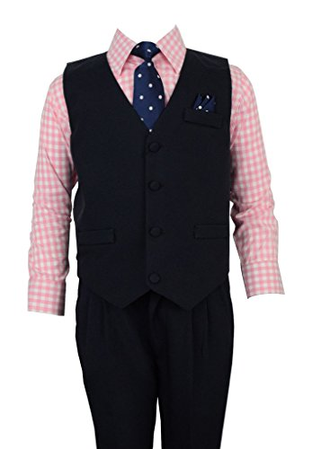 dress shirts with navy pants - 1