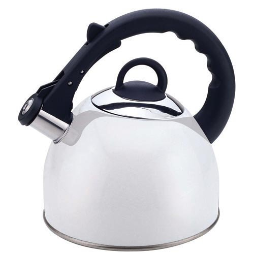 2.5 Qt White Tea Kettle