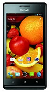 Huawei U9200 Ascend P1 Unlocked Phone - US Warranty - Black (Discontinued by Manufacturer)