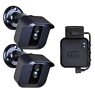 Blink XT2 Camera Mounts for Blink XT/Blink XT2 Home Security Camera, Blink XT2 Accessories with 2 Pack Blink Mount bracket for Blink Camera and 1PC Blink Sync Module Wall Outlet Mount, Easy to Use