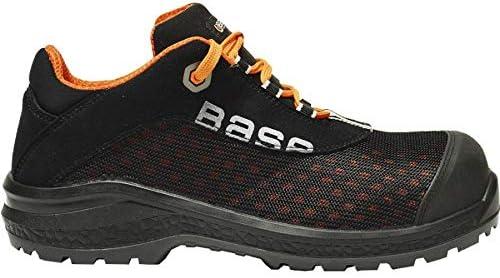 Base B878-S1P-T40 Calzado de Seguridad, Negro y Naranja, 40: Amazon.es: Bricolaje y herramientas