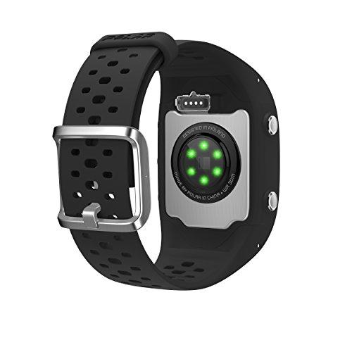Polar M430 GPS Running Watch, Black