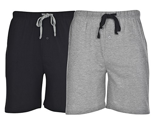 - Hanes Men's 2-Pack Knit Short