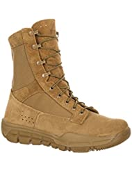 Rocky Mens 8 Gsa-Approved Lightweight Commercial Military Boot-RKC042