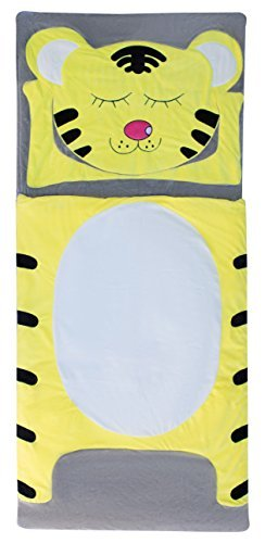 Cute and Cuddly Kids Animal Sleeping Bag (Tiger)