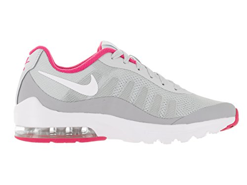 Nike 749866-016, Zapatillas de Trail Running Mujer Gris (Pure Platinum / White-Wolf Grey-Vivid Pink)