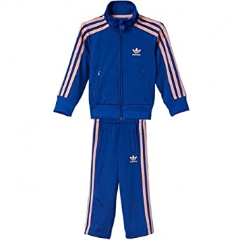 0fabb9794f2e0 LK FIREBIRD TS ROY - Survêtement Fille Adidas Originals  Amazon.fr ...