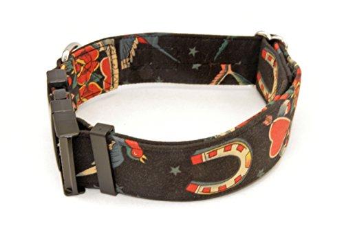 e Shoes & Heart Dog Collar 1