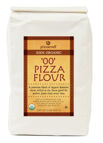 Buy Pizzacraft 2 lbs Organic 'OO' Pizza Dough Flour - PC0503