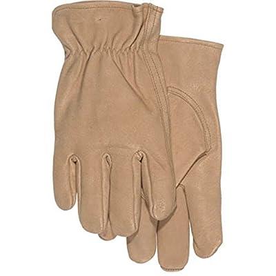 Boss Gloves 4052M Medium Grain Pigskin Gloves