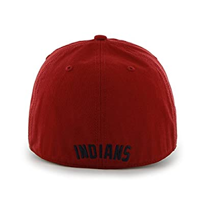 MLB Cleveland Indians Franchise Fitted Hat