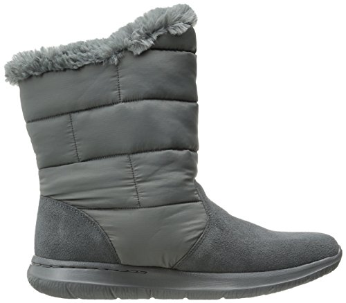 Skechers Rendimiento Go Walk Ciudad Winter Boot Charcoal