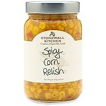 Stonewall Kitchen Spicy Corn Relish - 16 oz