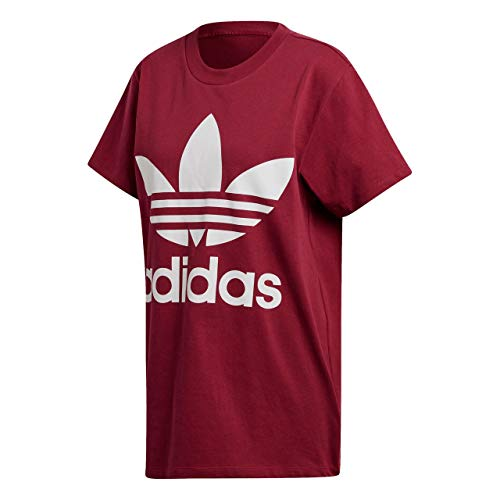 Big Rubino shirt mistero Multicolore Trifoglio Femme Adidas T q8xZOEE