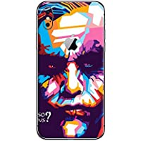 GADGETS WRAP Apple iPhone 10 iPhone X/iPhone Xs Printed Joker Art Work Skin for Back Only -CO-