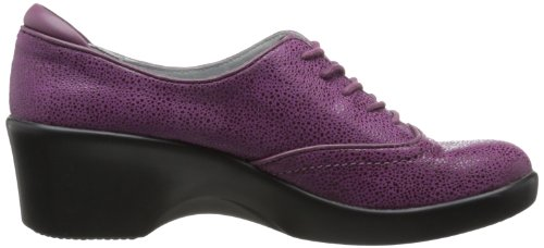 Alegria Womens Etta Lace-up Berry Gleam