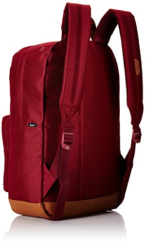 Herschel Supply Co. Pop Quiz, Windsor Wine/Tan, One Size