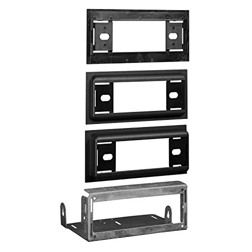 Metra 99-4012 Installation Multi-Kit with Extensions for Select 1982-up GM/Chevrolet Vehicles (Chevrolet Malibu Installation)