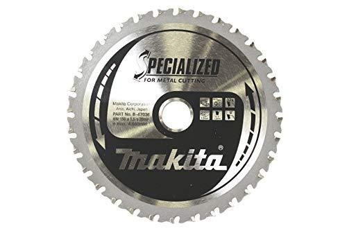 (Makita A-96095 Metal/General Purpose 32T Carbide-Tipped Saw Blade,)