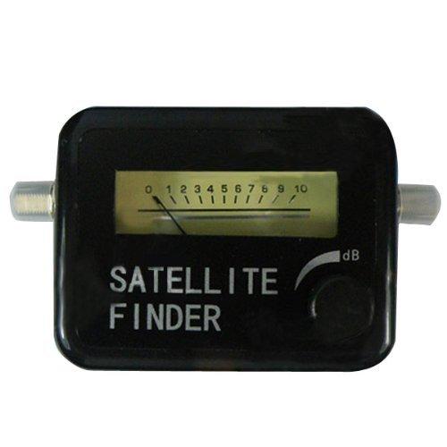 New Satellite Signal Meter Locater Finder For SAT LNB Directv Dish Network FTA