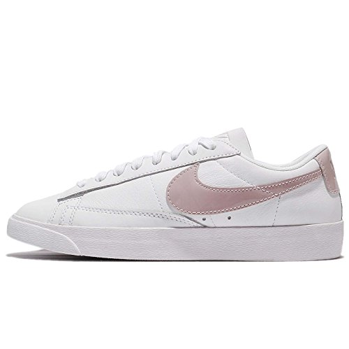 new style e13d0 2e11c NIKE Women s Wmns Blazer Low Le, White Particle Rose, 5.5 US - Buy Online  in Oman.   Apparel Products in Oman - See Prices, Reviews and Free Delivery  in ...