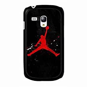 Fashionable Jordan Phone Funda Sports Fans Phone Funda Snap On Samsung Galaxy S3Mini,Hard Shell Funda