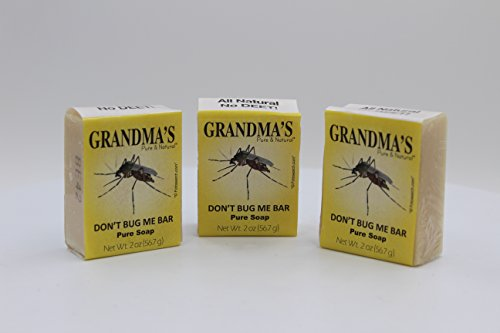 Price comparison product image Grandma's Don't Bug Me Bar 2oz. (3 pack)