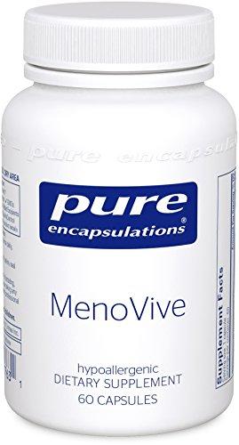 Pure Encapsulations MenoVive Broad Range Menopausal