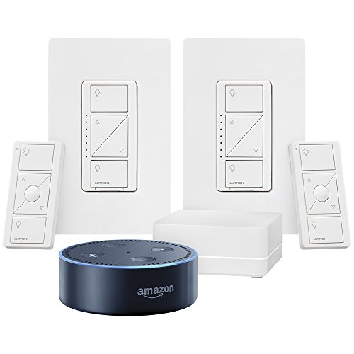 black-echo-dot-caseta-wireless-deluxe-smart-lighting-control-kit
