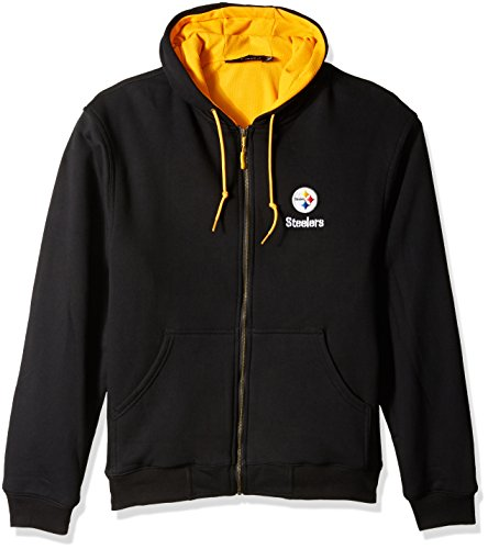 Mens 10 Oz Hooded Fleece - 9