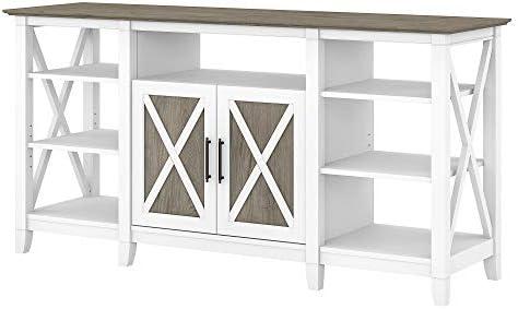 Bush Furniture Key West Tall Stand