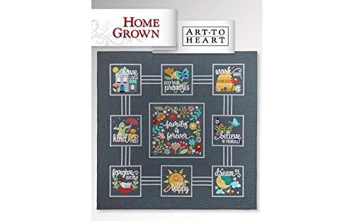 ART TO HEART HOME GROWN BK NONE