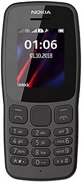 Nuevo Nokia 106 Dual Sim Gris Oscuro 2018 Libre de Fabrica ...