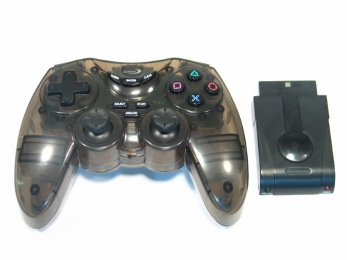Datel Controller - PS2 Lightspeed Wireless Controller 2.4 GHZ