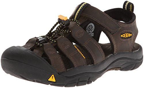 Brown Brown c Sandals Hiking Unisex Keen Dark Newport Brown Premium 000 Dark Kids' qfScTzwPc