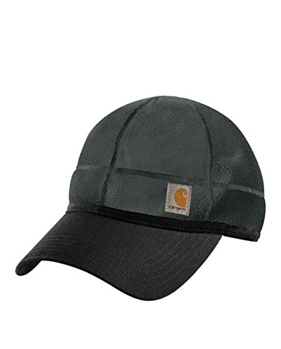 Carhartt Force Griggs Fleece Visor Cap - Shadow Mens Baseball (Shadow Fleece Cap)