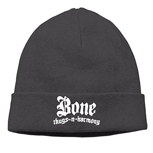 bone-thugs-n-harmony-wish-bone-knit-hat-unisex-toboggan-adjustable-cap