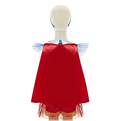 DC Super Hero Girls Everyday Dress-Up Outfit, Supergirl: Toys & Games