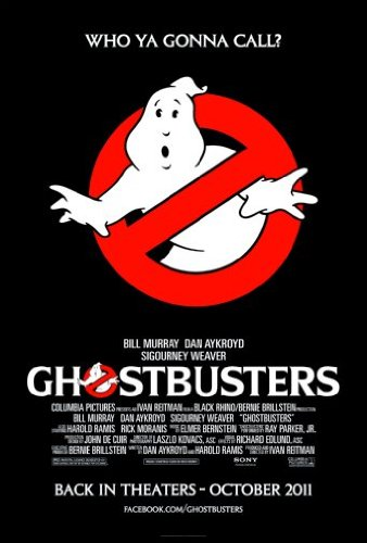 Ghostbusters Poster 11X17 Mini Poster